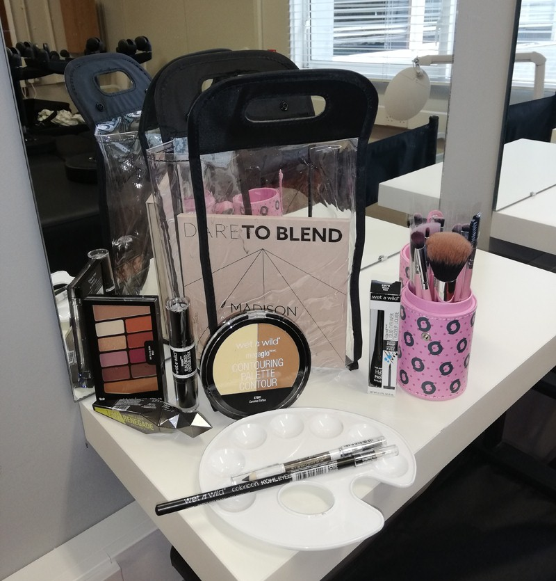 Beauty Therapy and Make-up Artistry