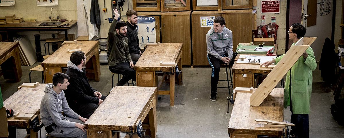 Carpentry and Joinery (Pre-Apprenticeship)