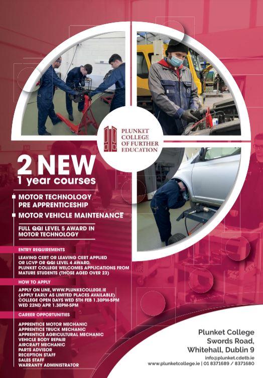 PreApprenticeship courses