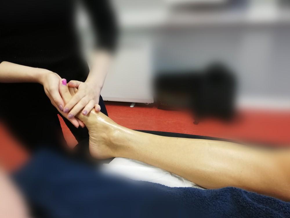 Holistic Health Foot Massage